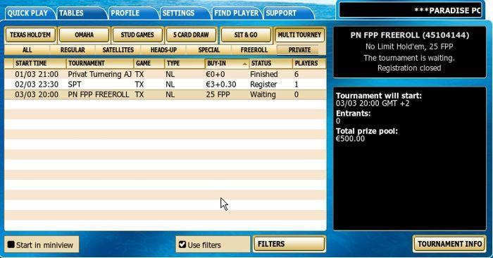 €500 PokerNews.BG турнир в Paradise -днес от 20:00 часа 101