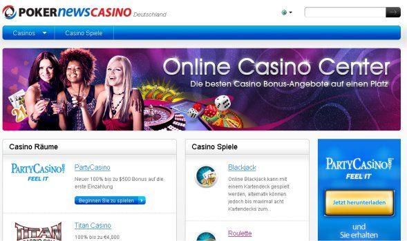 PokerNews gibt Relaunch von Casino.de.PokerNews.com bekannt 101