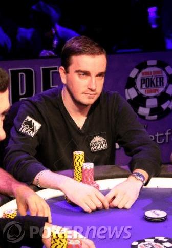 """Antoine Saout, que tuvo muy mala suerte en la mesa final de los """"November Nine"""" WSOP"""