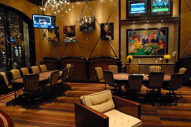 El interior de la Bobby's Room, en el Bellagio, Las Vegas (Foto: lasvegasvegas.com)