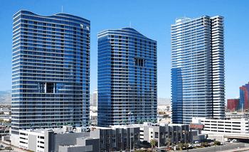 """Las """"Panorama Towers"""", un resort de edificios en Las Vegas"""
