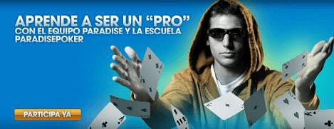 Escuela Paradise Poker --- http://escuelaparadisepoker.com/