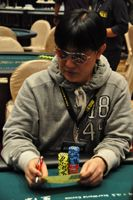 Day 1A Chip Leader: Seung Duk Yang