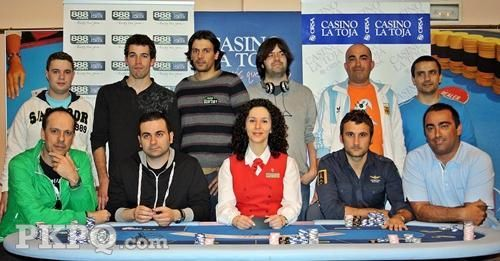 Liga 888.com Poker La Toja: Paulo Jorge gana la etapa de Abril 101