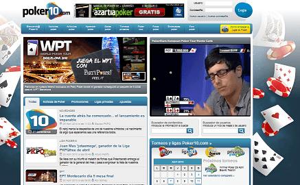 Poker10.com nace en la comunidad de poker española 101