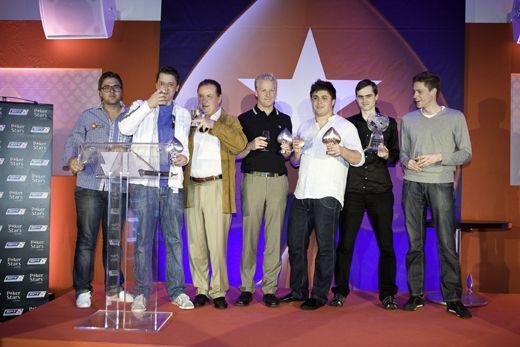 Átadták az European Poker Tour idei díjait 101