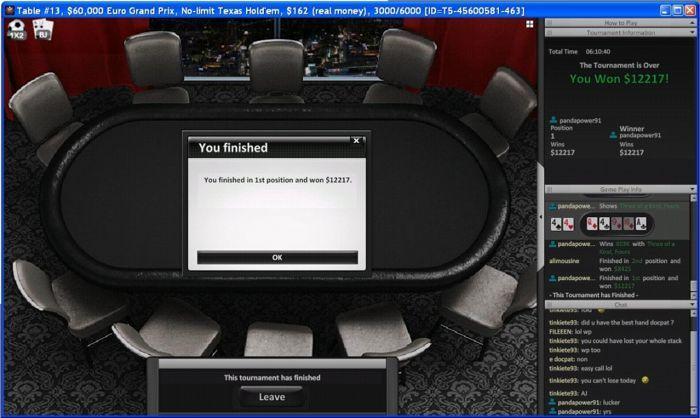 Покер блог на Славен Попов: Бум! 101