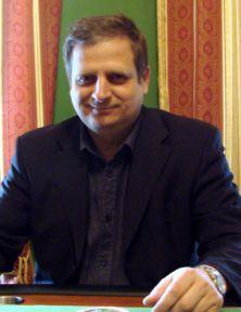 Prezes PFPS Paweł Abramczuk