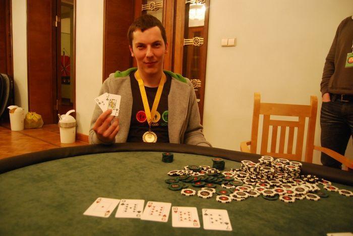 Turnyro nugalėtojas