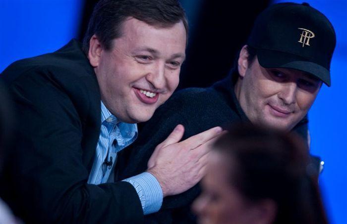 Antanas Tony G Guoga ir Philas Hellmuthas