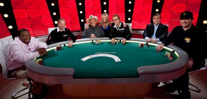 Las Vegase griaudėja PokerStars.net Didysis žaidimas 101