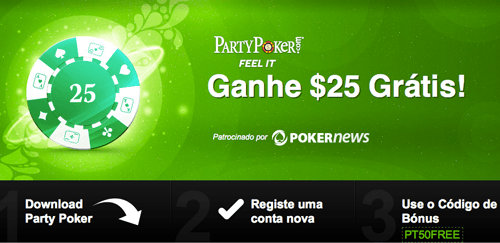 A PartyPoker Apresenta: Drive the Dream 103
