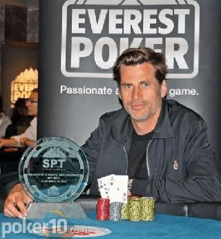 "¡Javier Martínez Gil ""Flacokanu"" gana el Spanish Poker Tour Ibiza 2010 de Everest Poker! 101"
