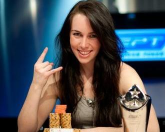 EPT Champion Liv Boeree