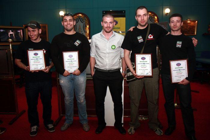 Пепи Стоичков спечели турнира на Unibet Poker в София 102