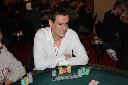 Roberto Santiago, ¡segundo en su primer World Poker Tour!
