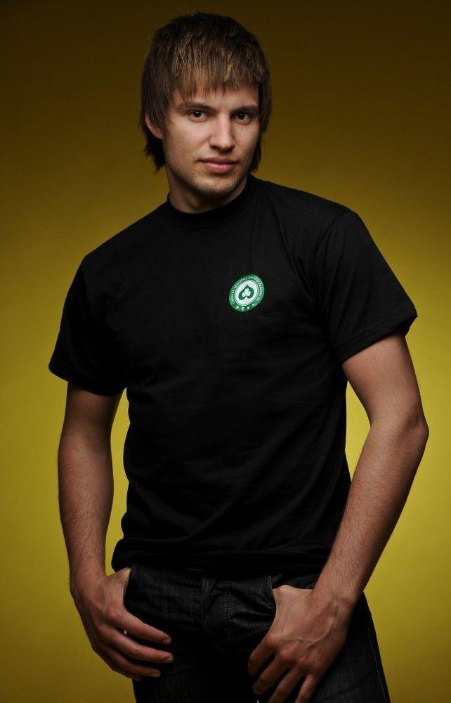 Vyriški paprasti marškinėliai