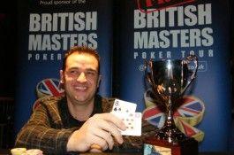 Previous British Masters Leg Winner Dave Harris