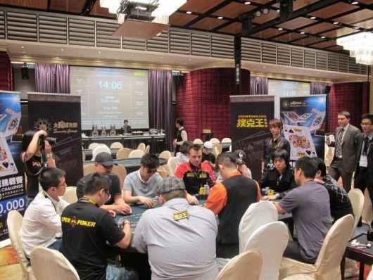 Michael Marvanek赢得第二届澳门扑克挑战赛 101