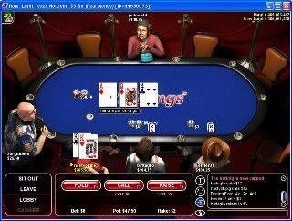 5 Hands bord, gir mye action hos RedKings