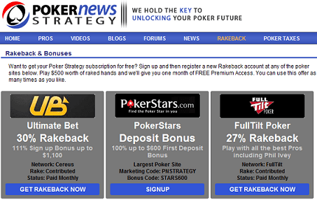 ¡PokerNews Strategy vuelve con fuerza! 101