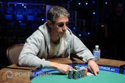 1.Plass vinner Mike Ellis - €581.851