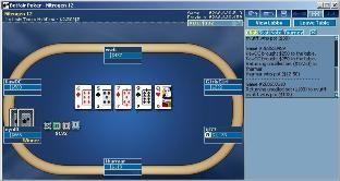 Betfair Poker е пълен с играчи, които са предимно насочени към спортните залози