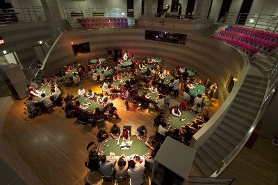 150 players turn out for the Tokyo Poker Tour's inaugural event.