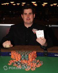 1. plass Scott Montgomery - $481,760