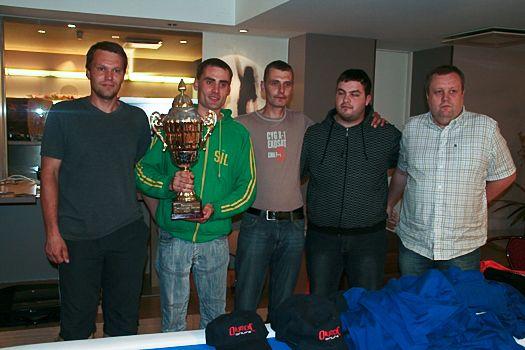 RaViRa meeskond sai ETS esimese hooaja üldvõidu