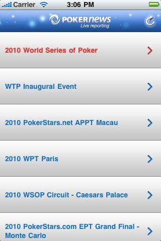 PokerNews spouští aplikaci s živými reporty z turnajů! 102
