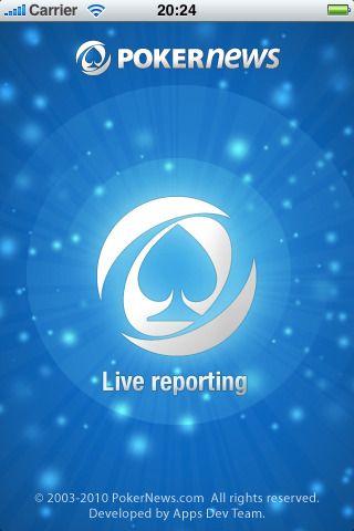 PokerNews spouští aplikaci s živými reporty z turnajů! 101
