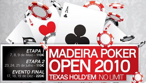 II Etapa Madeira Poker Open Arranca Dia 23 Julho 101