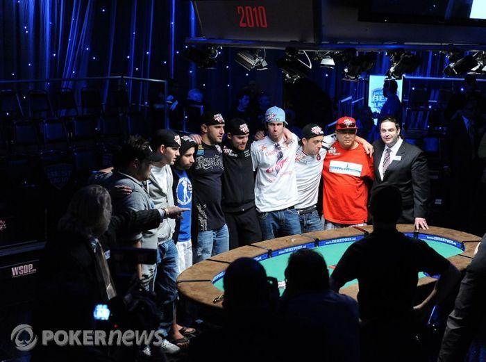 Naujasis PokerStars bosas, Brunsono dešimtuko narių kaita ir daugiau pokerio naujienų 102