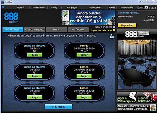 """¡888 poker lanza por todo lo alto su nuevo software: """"Jugamos diferente""""! 101"""