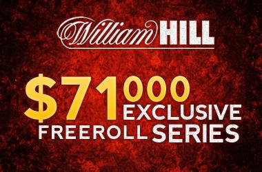 클럽 PokerNews, 각각 총 상금 ,000가 넘는 5개의 프리롤 진행 102