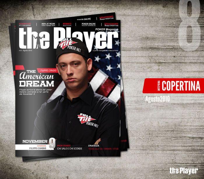 """thePlayer - Poker Magazine"" di Agosto 101"