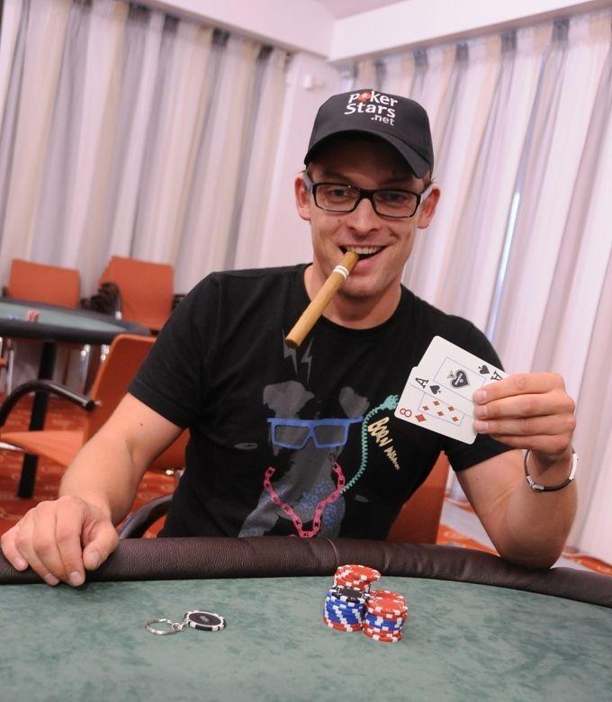 Dvikovų turnyro nugalėtojas Karolis Šemeta
