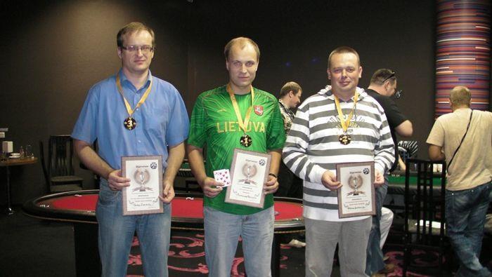 Saulės mieste uždaryta sportinio pokerio vasara 101