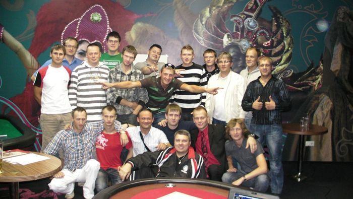 Saulės mieste uždaryta sportinio pokerio vasara 102