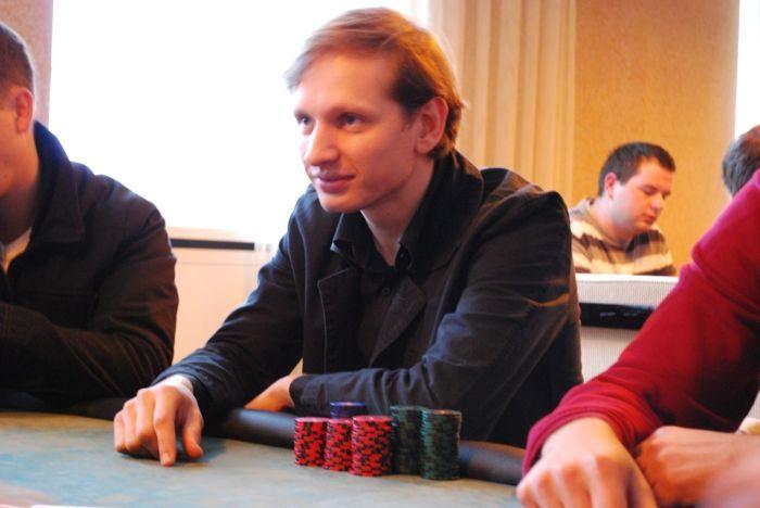 """Antros vietos laimėtojas ir finalinio stalo """"terminatorius"""" - Donatas Keras"""