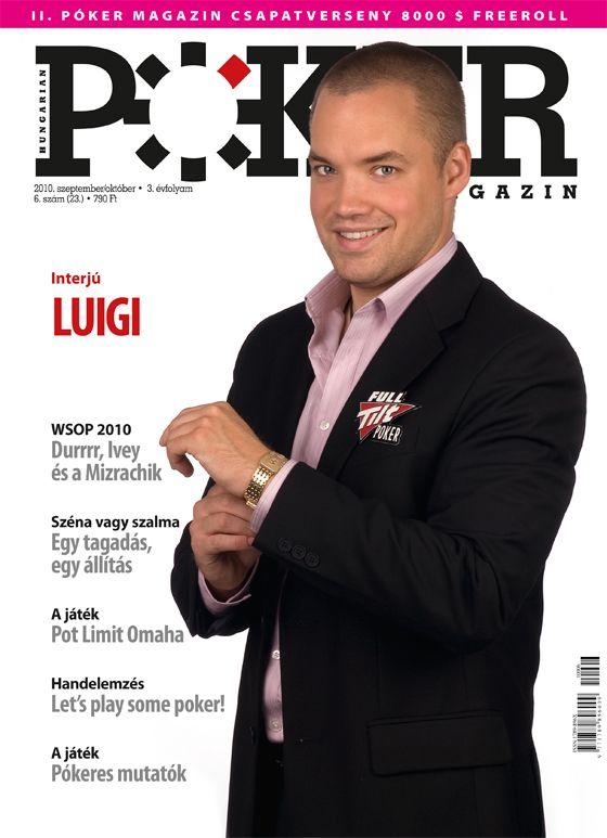 Megjelent a Póker Magazin 23. száma!