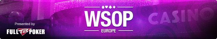 WSOP Europe: 14 - 28 септември 101
