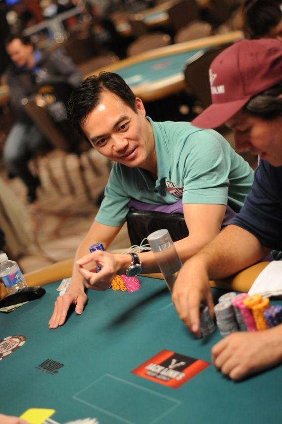 Покер легенди: Джон Джуанда 101