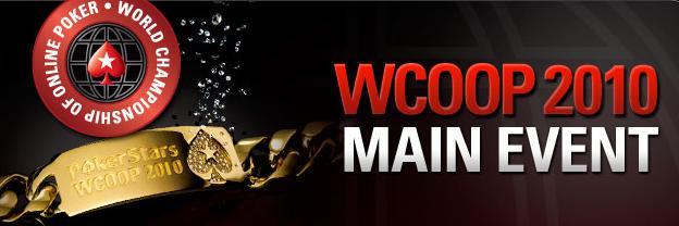 WCOOP 2010 Main Event - hos PokerStars nå på søndag! 101