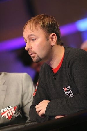 Daniel Negreanu admits the game always revolves around Tony