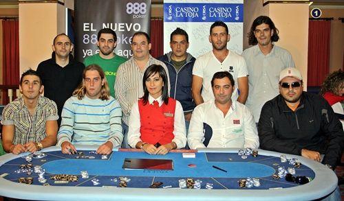 Etapa #9 de la Liga 888.com Poker La Toja: el ganador fue José A. Cabaco 101