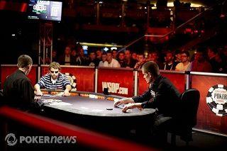 2010 WSOPE Събитие #4: Hansen победи Collopy; Спечели първа WSOP... 101