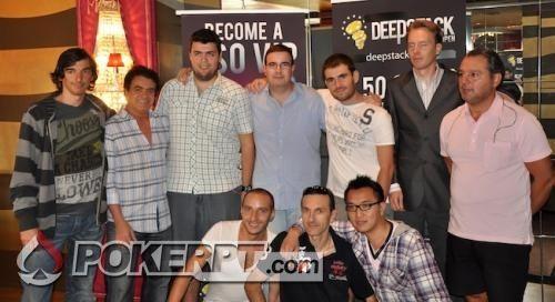 ChiliPoker DeepStack Open Vilamoura - Trung Cheng Moc é o Vencedor 101
