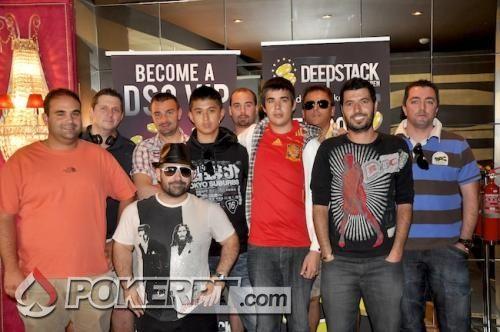 ChiliPoker DeepStack Open Vilamoura - Trung Cheng Moc é o Vencedor 103